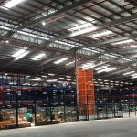 Marks & Spencer Warehouse Project in PTP Johor